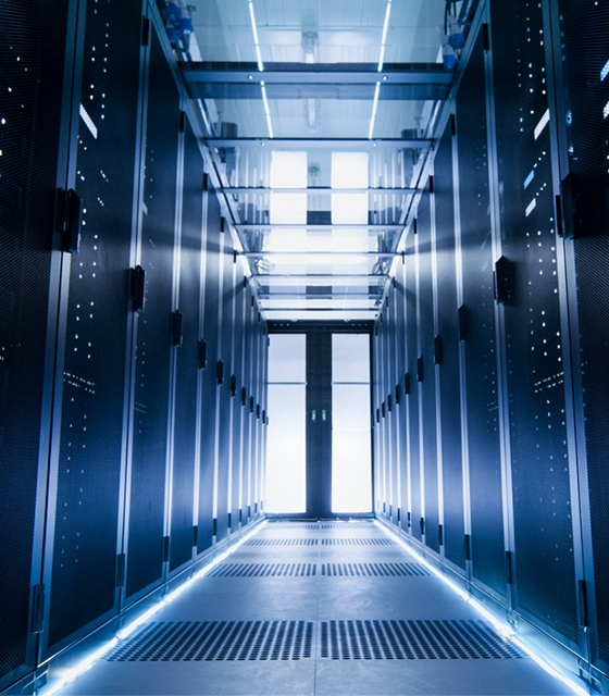 Latest IDEC technology for Data Centres & Server Rooms