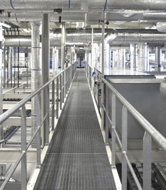 Create the optimum HVAC solution for Large Space environments