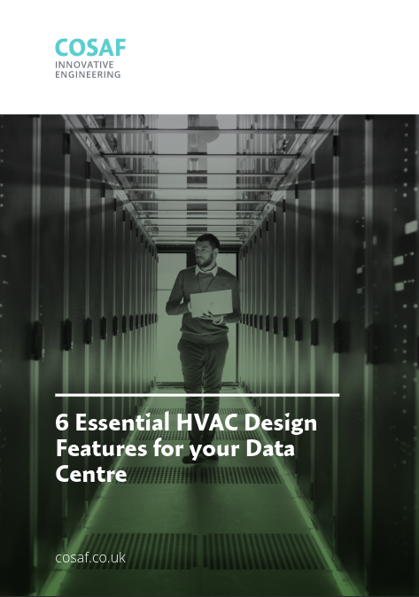 6 essential HVAC design features for your data centre